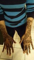 $5 Henna tattoo for valentine Day special....