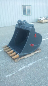 EXCAVATOR DIGGING BUCKET - NEW - VARIOUS SIZES AVAILABLE St. John's Newfoundland image 3