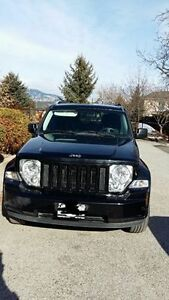 2010 Jeep Liberty Renegade North Edition