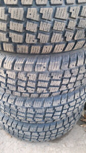 P205/65R16 Avalanche Xtreme Tires ( like new)