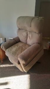 Pride reclining lift chair - great for assisting seniors!