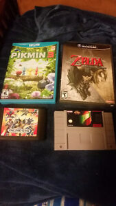 Selling Some Video Games!