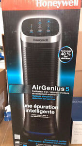 Honeywell- AirGenius5 Air Cleaner/Odour Reducer