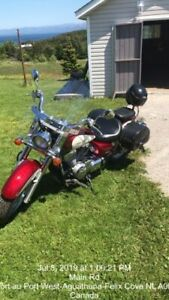 2008 Honda Shadow 750