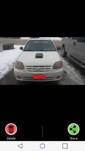2006 Hyundai Accent Hatchback*** CERTIFIED AND ETESTED***