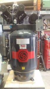 NEW Premium Model 10hp 575v Chiacgo Pneumatic Air compressor on 120g tank-IN STOCK!!!