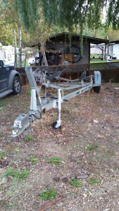 WANTED 24 TO 29 FT BOAT TRAILER $500.00 CASH
