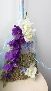 Have a Scottish or Irish Heritage? Customize your Jumping Broom!