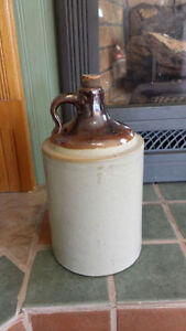 Moonshine jug/ Growler