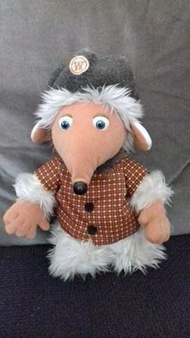 Wombles - Cuddly Wombles - £10 Each - Collection Only