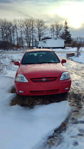 2004 Kia Rio RX-V for sale or trade!!