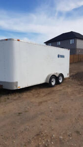 2004 , 16ft Cargo Trailer PRICE REDUCED