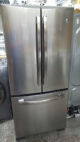 Refrigerateur GE 20 Pi C Stainless DEMO