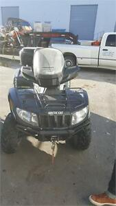 2013 Arctic Cat 700 TRV  **WE FINANCE GOOD AND BAD CREDIT**