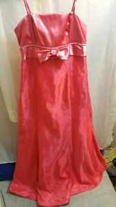 PINK GOWN - prom/party/ballroom/gown/formal/evening wear