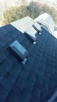 Professional shingler/roofer for roof repairs/replacements