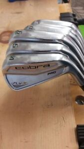 Cobra fly z pro irons 4-PW RH West Island Greater Montréal image 3