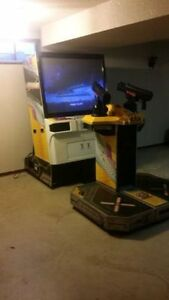 LA Machine Guns Arcade Game