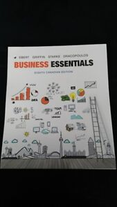 Business Essentials: Eight Canadian Edition