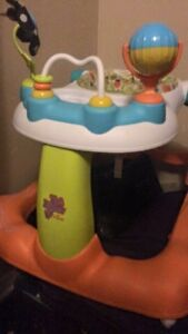 Baby Stand and Play Station