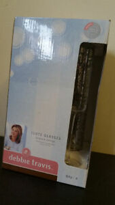 Debbie Travis Flute Glasses - Demask Design (QTY 4) *BRAND NEW*