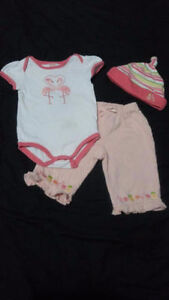 Lot of 3 months clothing