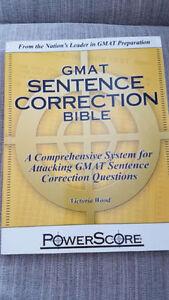 GMAT Sentence Correction Bible