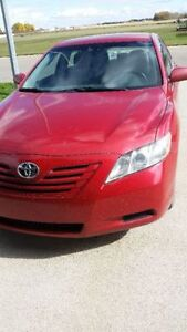 2007 Toyota Camry LE Sedan