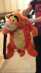 Disney Tigger Plush Backpack - Winnie The Pooh