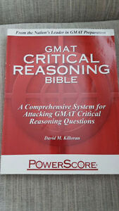GMAT Critical Reasoning Bible