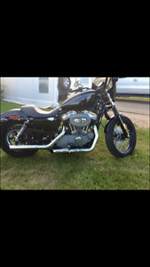 2009 Harley Davidson  Nightster 1200 Like NEW only 4100kms