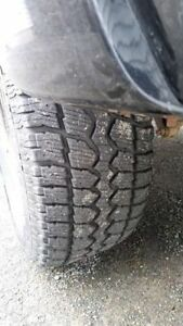 4  245 70 16 Tires and Rims Ford Ranger