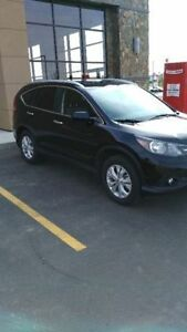 2012 Honda CR-V TOURING,NAVI,HTD SEATS,NEW TIRES,WINTER READY
