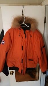 Large Mens Knock Off Canada Goose jacket