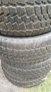 P215/55R17 Saxon Snowblazer Tires