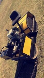 Aerating, Rolling!! (SIT-ON) 2 drums, Fertilizing, Lawn Cutting! Windsor Region Ontario image 4