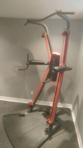 Weider X Factor Gym/Power Tower VKR Dips Chin Up Lots Exercises