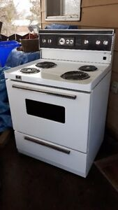 "30"" WESTINGHOUSE COIL-TOP STOVE OVEN, ""OLDIE but GOLDIE"" !"