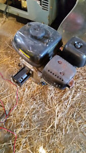 6.5HP Log Splitter Engine and Hydraulic Pump Power Pack