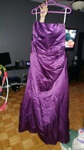 EUC Purple Dress