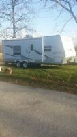 2007 23 ft Jayco jayhawk rv travel trailer