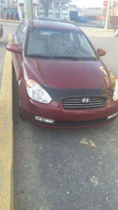 2009 Hyundai Accent 25th aniversary Berline
