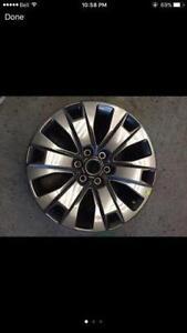 "20"" OEM FORD F150 wheels !"