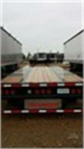 New tri axle step deck