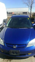 2005 Honda Civic SI Certified