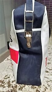 Vintage 1970s British Airways Union Jack, Vinyl Shoulder Bag Kitchener / Waterloo Kitchener Area image 3