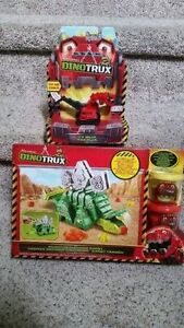 Dinotrux Toys-Brand New-$20 for both