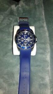Blue Guess Watch Peterborough Peterborough Area image 2