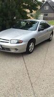 2005 Chevy Cavalier Low Kms!! $3995 OBO