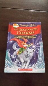 Geronimo Stilton ~The Enchanted Charms (Hardcover)